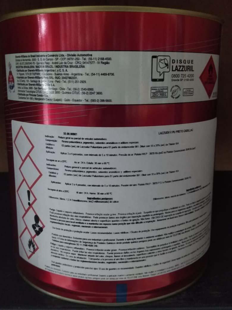 Tinta poliuretano preço