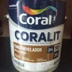 Fundo para madeira coral